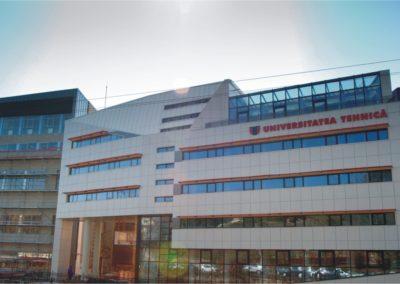 05M - Proiect MACON - Constructie cladire Universitatea Tehnica