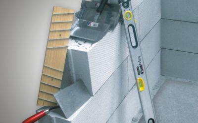 Pentru casa care te tine o viata, alege BCA material de constructii rezistent la fluctuatii de caldura, apa sau cutremure