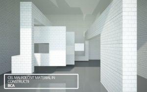 material constructie bca