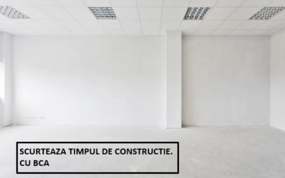 BCA – material de zidarie preferat de constructori