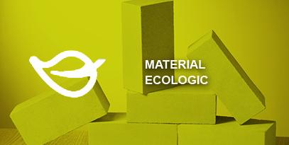 Material ecologic
