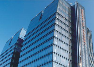 12M - Constructie cladire de birouri, centru de afaceri Proiect Macon