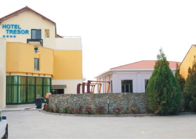 14M - Hotel construit de Macon