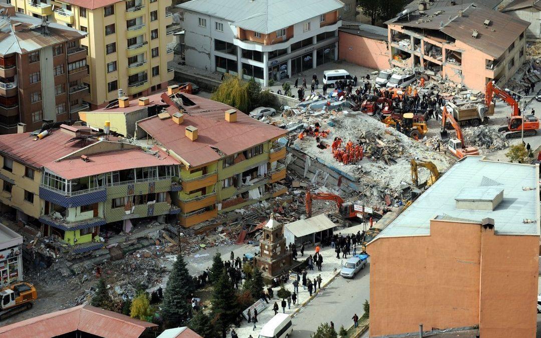 """Ce material e cel mai """"beton"""" contra seismelor"""